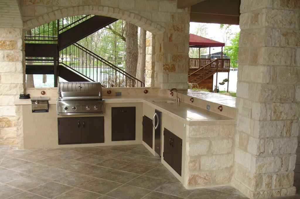 Cucina in muratura: da dove partire? | Finmaster Porte Massello