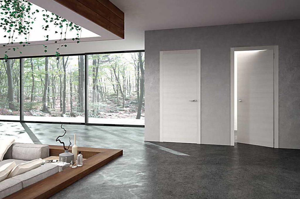 Porte interne di design tecnologia e cura del dettaglio - Tipi di porte interne ...
