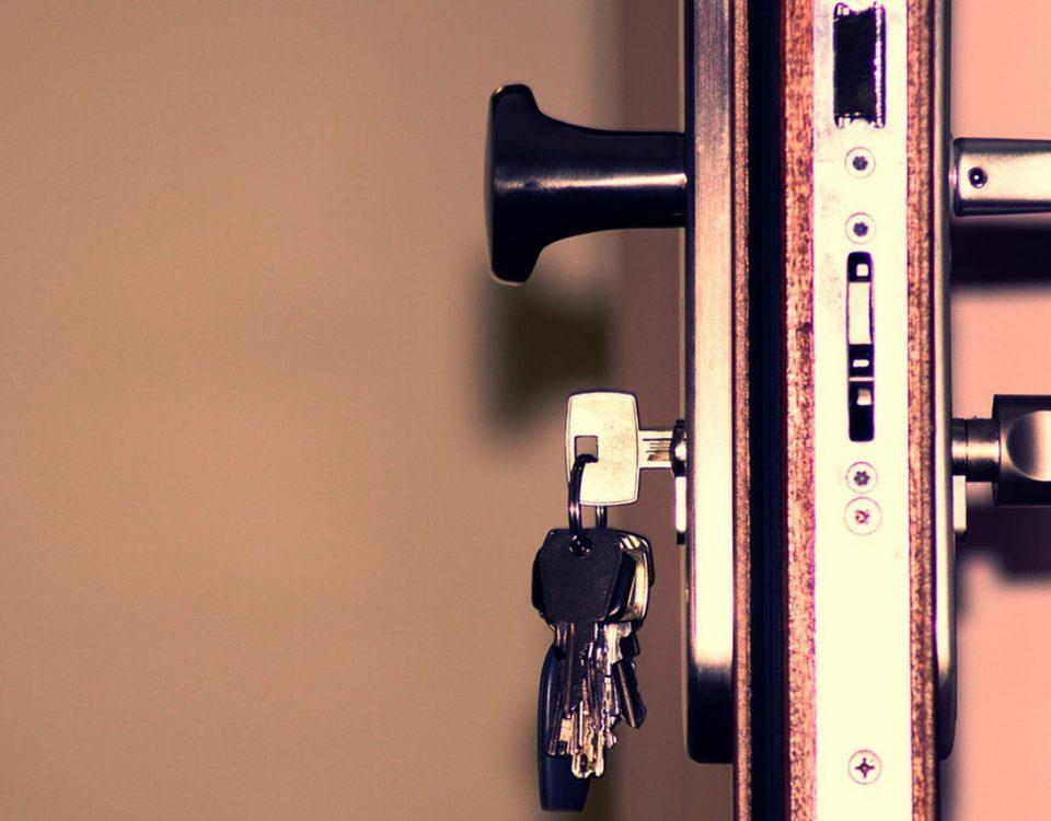 manutenzione porta blindata