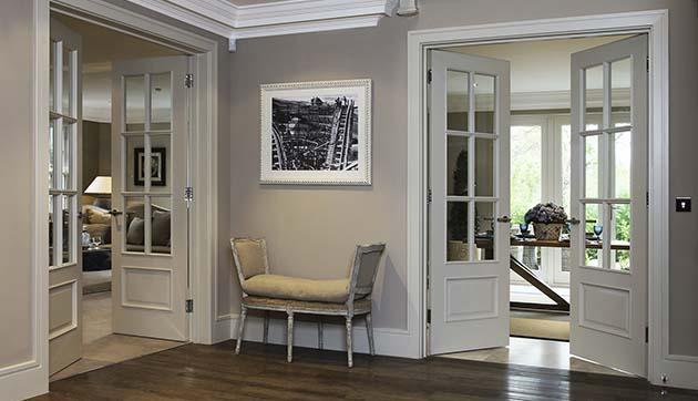 Porte e finestre bianche porte massello for Finestre bianche